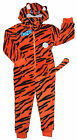 Boy's / Girl's Fleece Tiger Onesie Warm Fleece Sleepsuit, Hooded, Dress Up