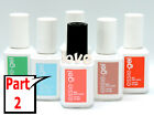 ESSIE GelColor Polish Nail Base Top Color Full Collection Series 2 / Choose Any