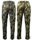 Mens GAME Stealth Camouflage Camo Waterproof Trousers | Hunting Fishing Outdoors