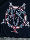 D.R.I. T-shirt Official New Black DRI Thrash Metal Dirty Rotten Imbeciles Punk