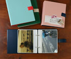 HIMORI Single pocket 4x6 - 60 Photo Slots Slip in Photo Album Ring Binder Cover