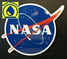 Nasa space logo water resistant Sticker tablet laptop guitar suitcase 224