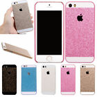 New Back Case Cover Hard Protect Sparkle Bling Glitter For Apple iPhone 4 5 6