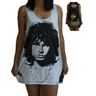 Unisex Jim Morrison Vest Tank Top Singlet Sleeveless T-Shirt Dress