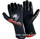SOLA 3MM NEOPRENE WETSUIT GLOVES SURFING DIVING KAYAKING CANOE JET SKI