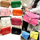 Hot New Fashion Women's PU Leather Satchel Shoulder Messenger Bag Handbag