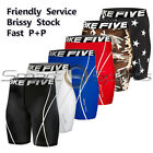 Mens Cycling Running Training Sports Compression Shorts - Sizes S-XXL 8 Colours