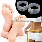 Slim Health Silicone TOOL Magnetic Foot Toe Ring Keep Fit Slimming Lose Weight