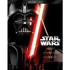 Star Wars Trilogy: Episodes IV-VI [6 Discs] [Blu-ray DVD]