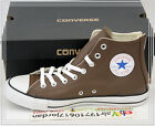 Converse Unisex Chuck Taylor All Star Back Zip Brown White 147083C US 7.5~10