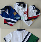 New Polo Ralph Lauren Crest Custom Rugby Shirt S M