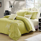 North Home - Abby 100% cotton 7pc Duvet Cover Set