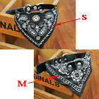 Adjustable Pet Dog Puppy Cat Neck Scarf Bandana with Collar Neckerchief New