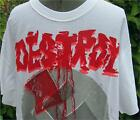 Sex Pistols DESTROY T-SHIRT Jesus Anarchy Swas Tee Seditionaries ADULT only new