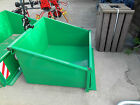 Tractor Transport Box Linkage Carrier Carry All Tipper Compact 1.5M £400+ VAT