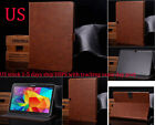 """Luxury Folio Leather Stand Case Cover for Samsung Galaxy Tab Pro 10.1"""" SM-T520"""