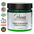 Highly Concentrated Vitamin C Cream Ester C Lotion Face Skin Dark Spots Aging