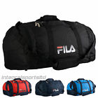 Fila Sports Bag - Howson Holdall Duffle School/Gym Luggage Shoulder Bag Medium