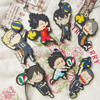 Haikyuu!! Haikyu Rubber Strap Collection 1st Set & 2nd Set Animate Limited