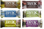 Trek Protein Flapjacks Range Mixed Case Selection 18 Or 36 Bars Vegan, Wholefood