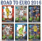 #28-81 TEAM MATE / LINE UP Road To Euro 2016 Panini Adrenalyn card