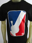 Bong Major League 420 plant life weed smoke shirt men's black choose size
