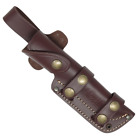 TBS LEATHERWORKS Multi Carry Leather Knife Sheath - Choice of colour and hand