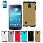 For Samsung Galaxy Note 4 - Slim Dual Shell Armor 2-in-1 Cool Impact Design
