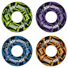 """Large 47"""" Inflatable Turbo Extreme Tyre Swim Ring Rubber Tube Lilo Pool Float"""