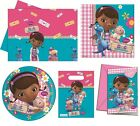 DOC MCSTUFFINS Girls Birthday Party Supplies Tableware Decorations Banners