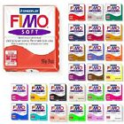 FIMO Soft Classic Polymer Modelling Jewellery Moulding Oven Bake Clay 57g Blocks