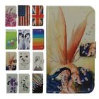 For Blackview Classical PU Leather Smartphone Case Skin Cover