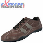 Mens Premier Livergy Casual Fashion Leisure Shoes Trainers Brown AUTHENTIC