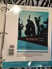 In Concert : Reading and Writing by Kathleen T. McWhorter (2012, Paperback, Revi
