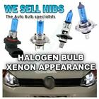 H7 H1 H11 H8 H3 H4 9006 9005 XENON LIKE HALOGEN BULBS 5500K WHITE DIRECT REPLACE