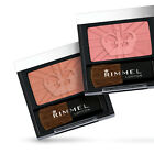 Rimmel Lasting Finish Soft Colour Blush with Brush 4g  - New / Choose Your Shade