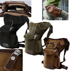 New Men Racing Drop Leg Bag Motorcycle Outdoor Bike Cycling Thigh Tactical Bag