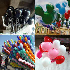 Colorful Various Shape Latex Rubber Helium Balloon Party Wedding Birthday Supply