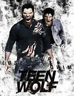 "Teen Wolf Tv Show Silk Cloth Poster 32 x 24"" Decor 01"