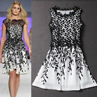 Beauty Womens Summer Short Vest Dress Evening Prom Gown Party Cocktail Dresses ❤