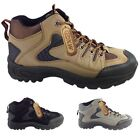 NEW Lace Up Hiking Trekking Ankle Boots Camping Walking Trail Mountain Trainers