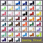 2 pcs Different colors Sewing machine line 100% polyester thread 200M each spool