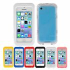 For iPhone 5s 5 4S 4 Shell Durable Waterproof ShockProof Dirt Proof Case Cover