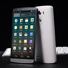 8GB Unlocked Smartphone 5.5? Android 4.4 Dual Core GSM WiFi GPS Straight Talk