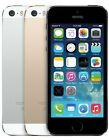 Apple iPhone 5s 16GB 32GB 64GB Verizon + GSM Unlocked Smartphone 4G LTE