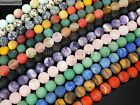 Kyпить Natural Matte Frosted Gemstone Round Loose Beads 15'' 4mm 6mm 8mm 10mm 12mm  на еВаy.соm