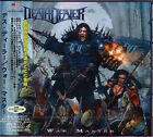 DEATH DEALER War Master JAPAN CD + 2 2013 Jewel Case MANOWAR Ross The Boss Rhino