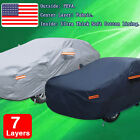 Multi Sizecolor Car Cover Peva Waterproof Sun Uv Dust Heat Resistant Protection