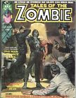 Tales Of The Zombie #6-1974  Marvel Magazine Earl Norem Brother Voodoo