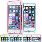 Thin Clear Transparent TPU Silicone Flip Case Cover for Apple iPhone 4 4s 5 5s